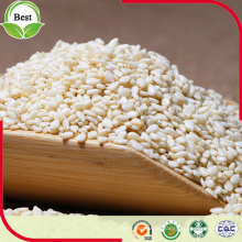 Raw Organic Hulled White Sesame Seeds